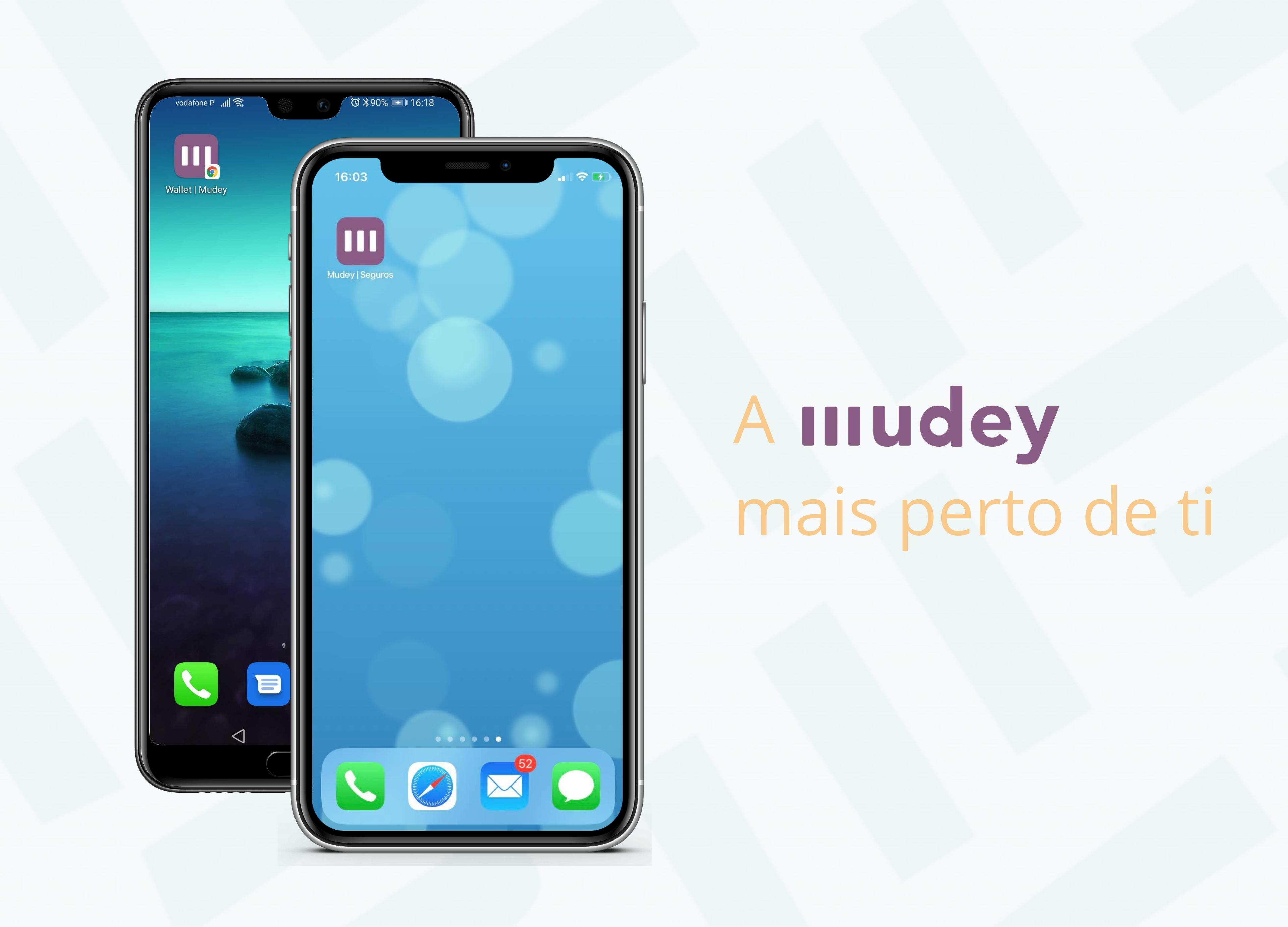 MUDEY app seguros